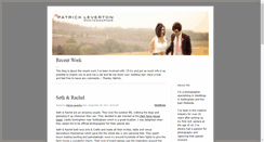 Preview of blog.patrickleverton.co.uk